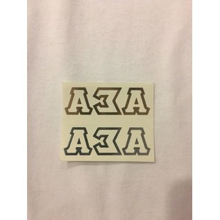 Dwellings Sorority Flash Tattoo ASA