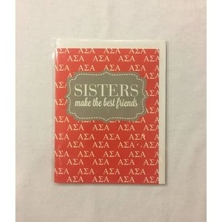 Dwellings Sorority Greeting Cards ASA