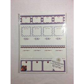 Dwellings Greek Sticker Pack SK