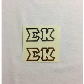 Dwellings Sorority Flash Tattoo SK