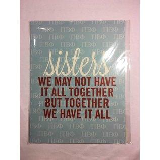 Dwellings Sisters Loft Print PBP