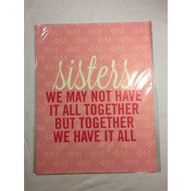 Dwellings Sisters Loft Print PM