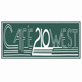 JMB Signs Cafe 210 West