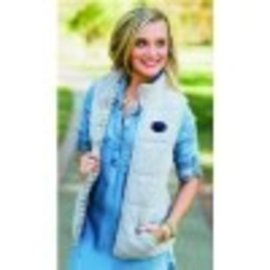 Gameday Couture Hide and Chic Convertible Vest Penn State