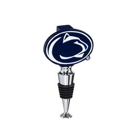 Evergreen Enterprises Penn State Logo Bottle Stopper
