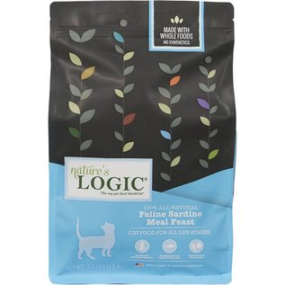 Nature's Logic Nature's Logic Feline Dry Food