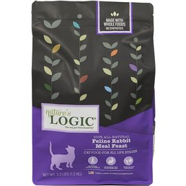 Nature's Logic Nature's Logic Feline Dry Food