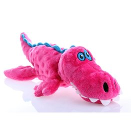 GoDog GoDog Chew Guard Gator Dog Toy