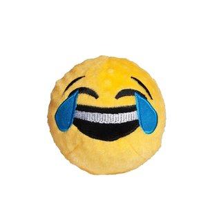 Fab Dog Fab Dog Faballs Emoji Dog Toys
