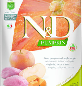 Farmina N & D Pumpkin Dry 5.5lb Bag