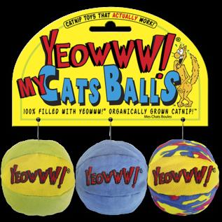 Yeoww Catnip Cat Toys