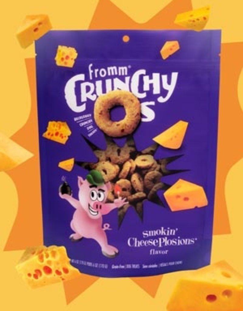 Fromm Fromm Crunchy O's Dog Treats