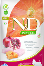 Farmina N & D Pumpkin Dry 15.4lb Bag