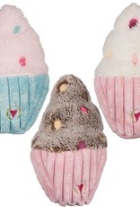 Hugglehounds Hugglehounds Knotties Birthday Cupcake Toy