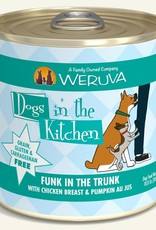 Weruva Dogs in the Kitchen