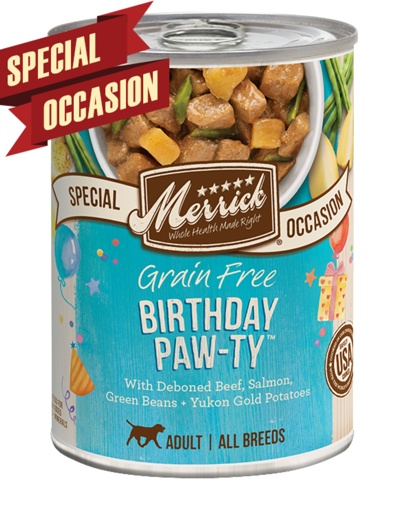 Merrick Merrick Holiday Seasonals Wet Dog Food