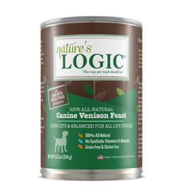 Nature's Logic Nature's Logic Wet Dog Food Can