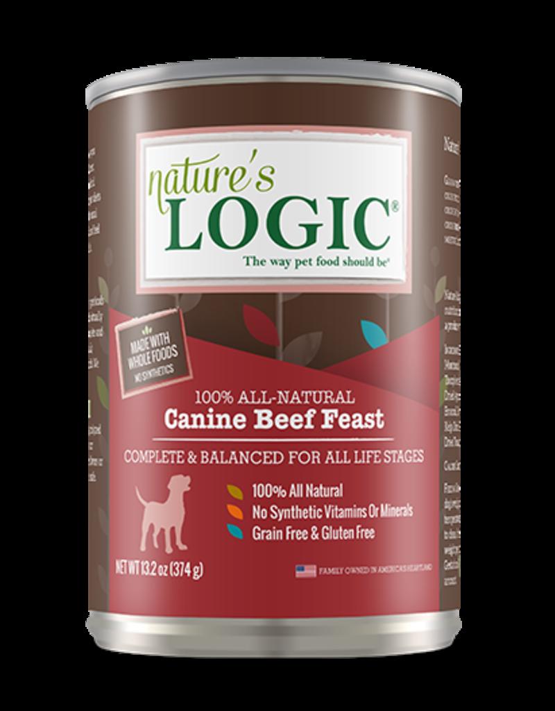 Nature's Logic Nature's Logic Wet Dog Food Can