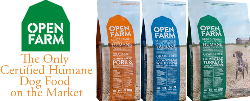 Open Farm Food