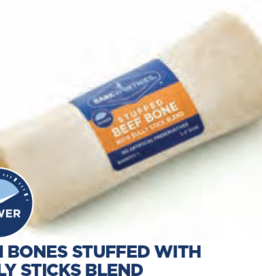 Barkworthies Barkworthies Stuffed Shin Bone
