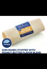 Barkworthies Barkworthies Stuffed Shin Bone