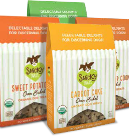 Snicky Snak Organic Boxed Treats