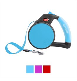 Wigzi Wigzi Retractable Gel Leash