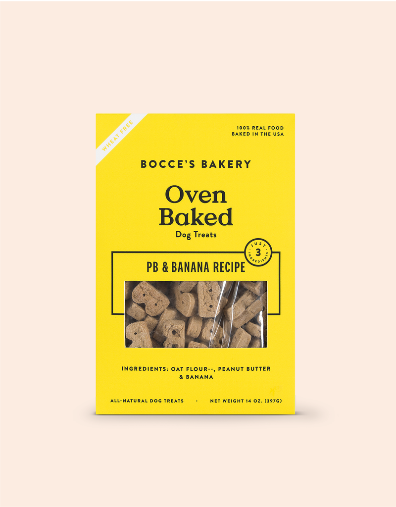 Bocce's Bakery Bocce's Bakery Basics Dog Treats