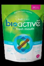 Fruitables Fruitables BioActive Fresh Mouth Dental Chews Bag