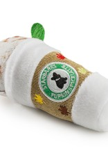 Haute Diggity Dog Haute Diggity Dog Starbarks Pupkin Spice Latte Dog Toy