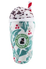 Haute Diggity Dog Haute Diggity Dog Starbarks Holiday Drinks  Dog Toy