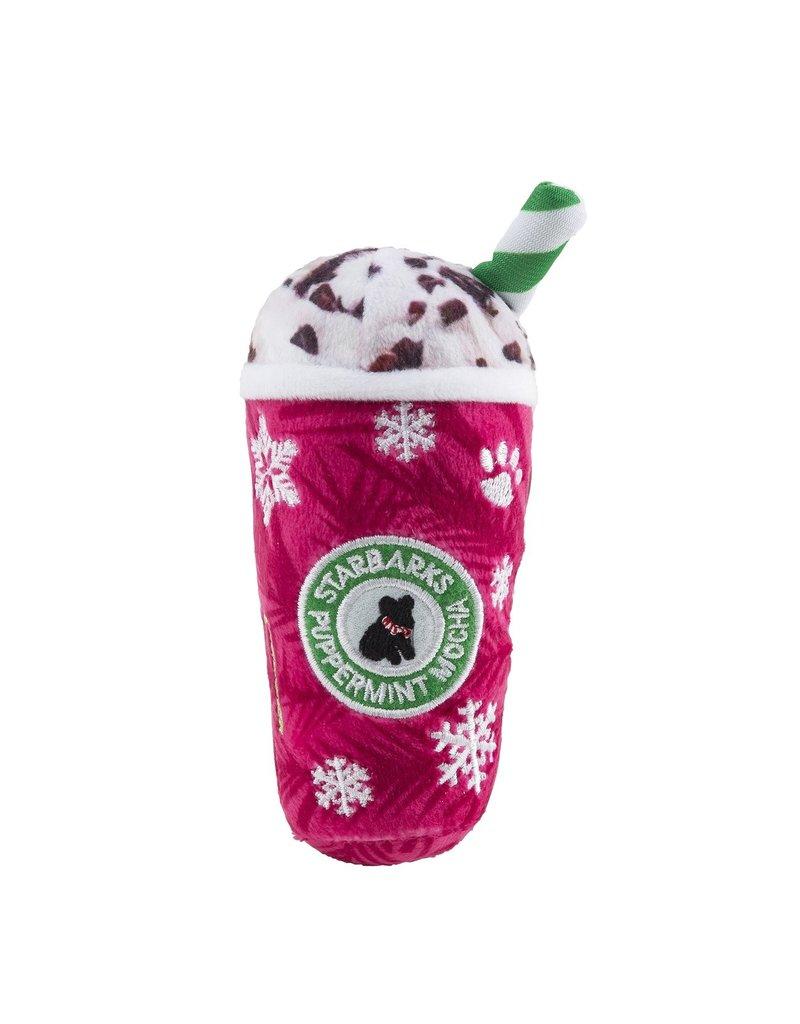 Haute Diggity Dog Haute Diggity Dog Starbarks Holiday Drinks  Dog Toy