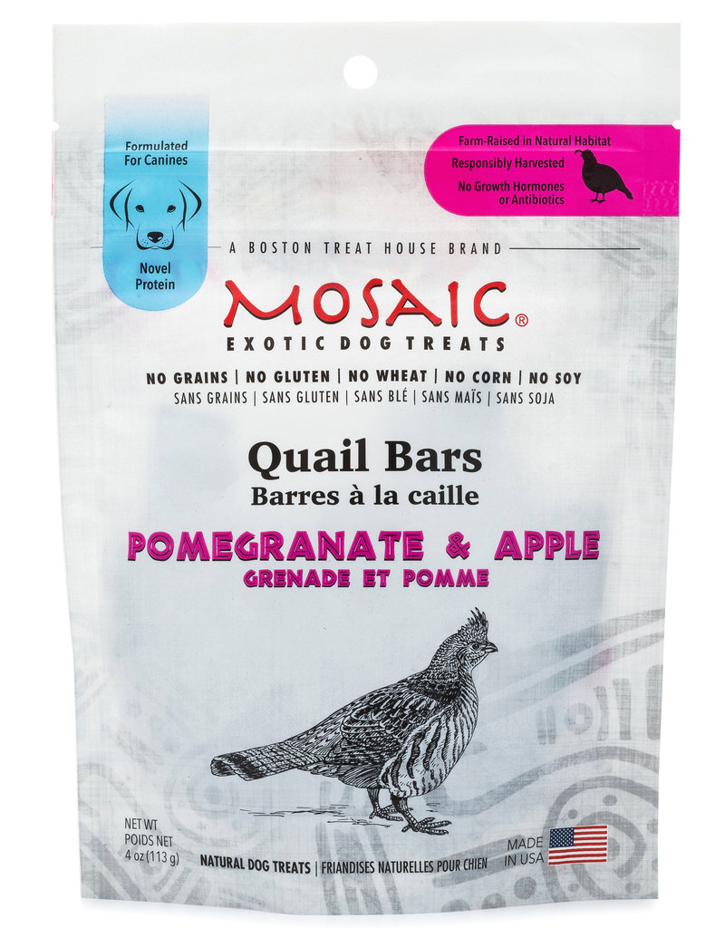 Mosaic Dog Treats Mosaic Dog Treats