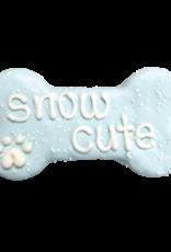 "Bosco & Roxy's Snow Cute! Cookie 6"" Bone"