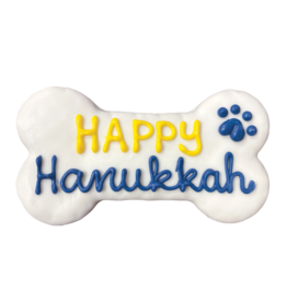 Bosco & Roxy's Happy Hanukkah Cookie
