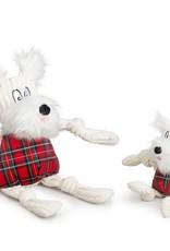Hugglehounds Hugglehounds Whiskey Westie Dog Toy