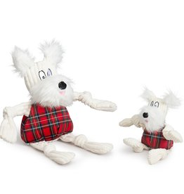 Hugglehounds Hugglehounds Whiskey Westie Dog Toy