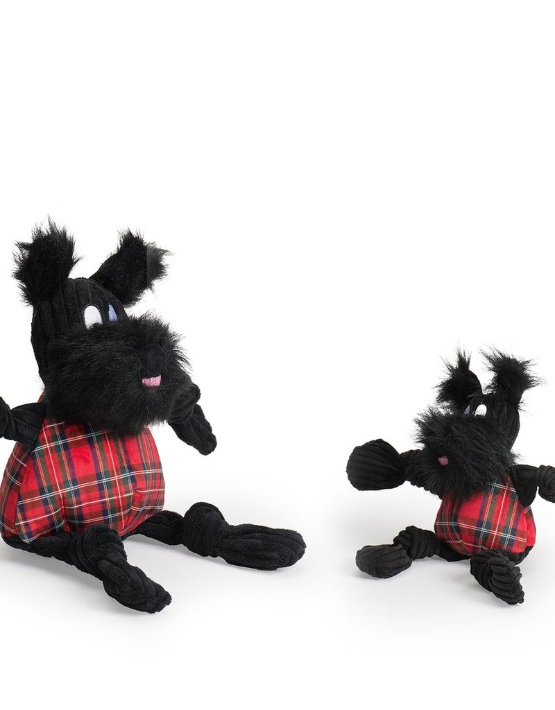 Hugglehounds Hugglehounds Scotch Scottie Dog Toy