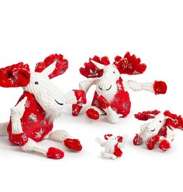 Hugglehounds Hugglehounds Glitz Moose Dog Toy