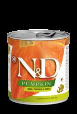 Farmina N & D Pumpkin Wet Dog Food Single