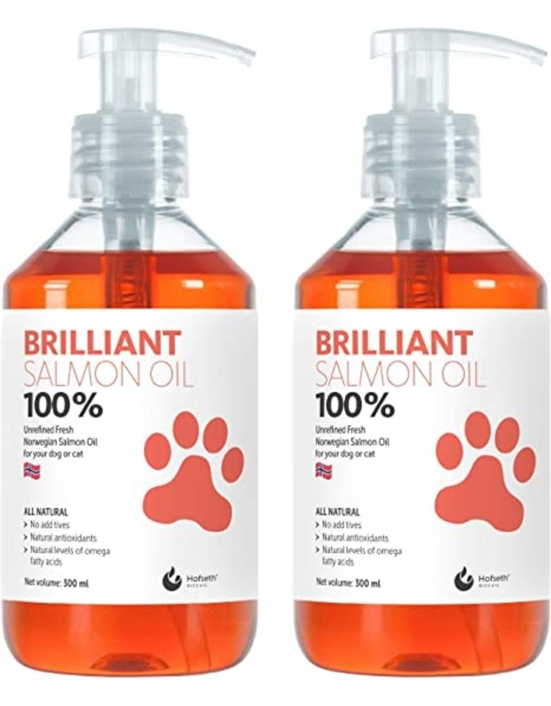 Choice Pet Products Brilliant Salmon Oil