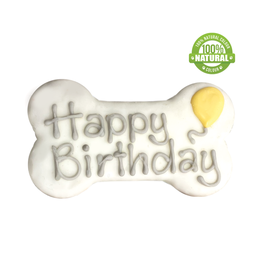 Bosco & Roxy's Paw-ty Time Cookie Happy Birthday Bone
