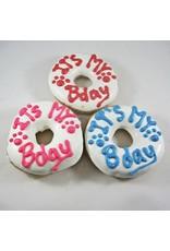 Dog Park Publishing Happy Birthday Donut  Cookie