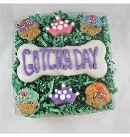 Dog Park Publishing Happy Gotcha Day Cookie Box