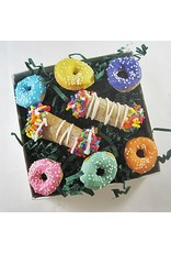 Dog Park Publishing Spring Donut and Cannoli Cookie Box