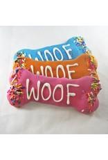 Dog Park Publishing Woof Dog Bone Cookie