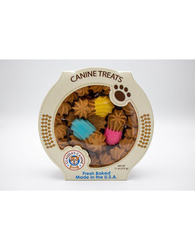 Claudia's Canine Barkery Claudia's Gourmet Dog Treats