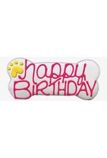 Fetch! Dog Treats Fetch! Dog Cookie Happy Birthday Pink