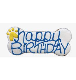 Fetch! Dog Treats Fetch! Dog Cookie Happy Birthday Blue