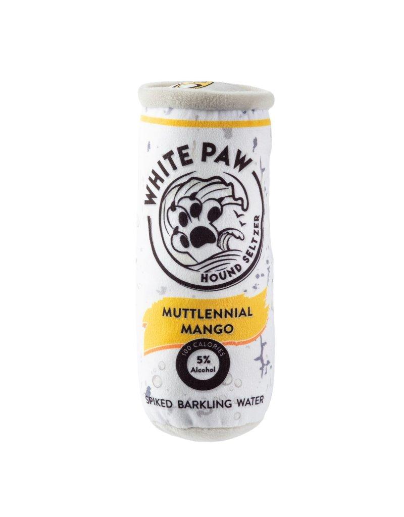 Haute Diggity Dog Haute Diggity Dog White Paw Dog Toy